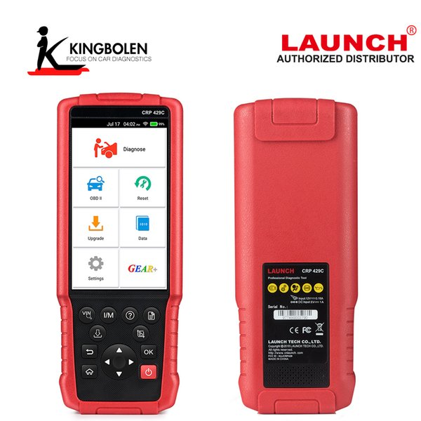 LAUNCH X431 CRP429C CRP 429 Auto diagnostic tool for Engine/ABS/Airbag/AT +11 Service Free update PK CRP129 CRP429 FX6000
