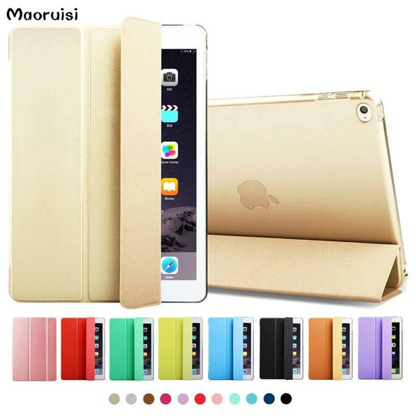 Luxury PU leather table for ipad air 1 ,Ultra Slim PU Leather For iPad air2 case
