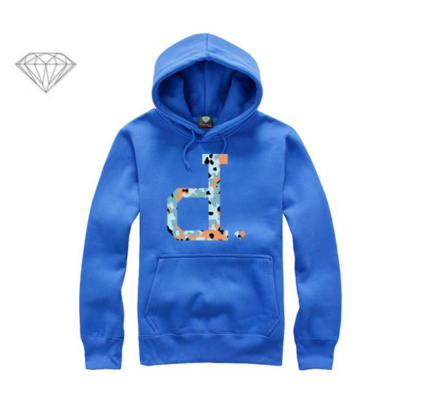 Diamond Supply hoodie for men free shipping diamonds hoodies hip hop brand new 2018 sweatshirt men's clothes pullover M17