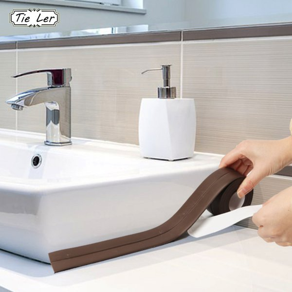 Self Adhesive Waterproof Tape Anti-moisture Bathroom Wall Sticker Home Decor