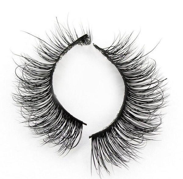 3D-MA05 Free shipping 3D mink eyelash 100% real mink Handmade crossing lashes thick full lashes