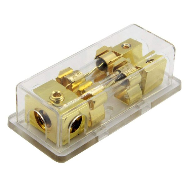 4-8 AWG Distribution Block