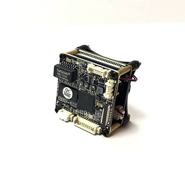H.265 8.0mp UHD 4K IP Camera Module Hisilicon 3519V101 1/2.5