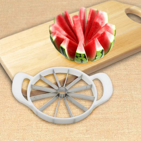Kitchen Practical Tools Creative Watermelon Slicer Fruit Cutter Utensilios De Cozinha Cantaloupe Knife Cortador De Melancia