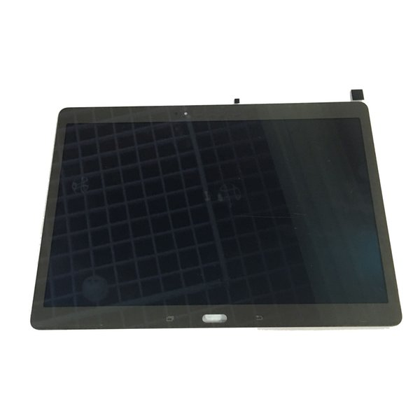 NEW LCD Display Touch screen Digitizer Replacement For Samsung Galaxy Tab S 10.5 T800 SM--T800 Black/White With Tempered Glass DHL logistics