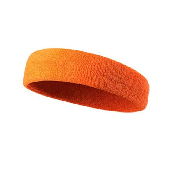 Women Absorbing Sweat Yoga Headband Elasticity Turban Sports Sweat Hair Bands Stretch Headband Yoga Gym Headwear