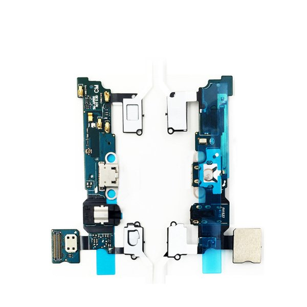 USB câble de port de charge pour Samsung Galaxy A7 A710F 2015 A710M A710 A710S Flex Board Connecteur Micro USB + pièces de réparation de microphone