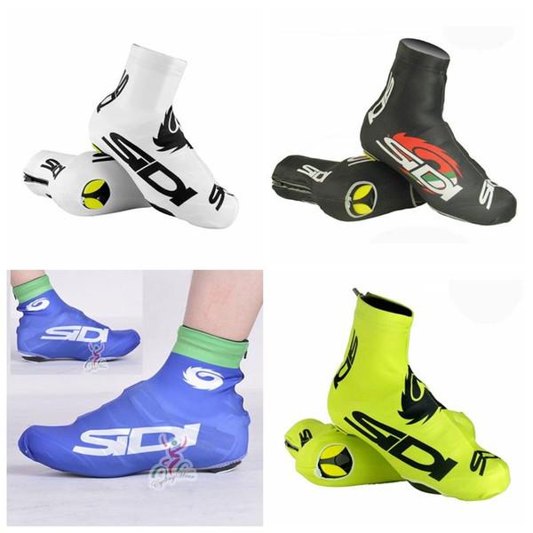 Heißer Verkauf Sommer SIDI Radfahren Schuhe Abdeckung Männer Frau Hohe Qualität Lycra 4 Farben Bike Road Racing Fahrrad Zubehör Radfahren OverShoes G1008