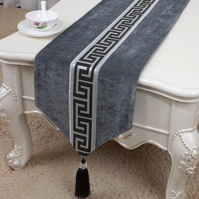 gris foncé 150x33 cm