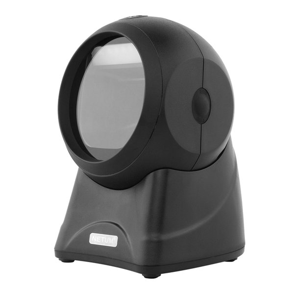 top popular NT-2050 2D   QR Omnidirectional Barcode Scanner pdf417 AND NT-2030 1D Flatbed Desktop Bar code Reader for Store NETUM 2019