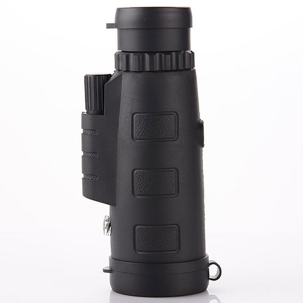 40*60 Wireless Monocular Infrared Mobile Telescope Digital Night Vision HD High Magnification Outdoor Hunting 12 Times FMC Green Film 5PCS