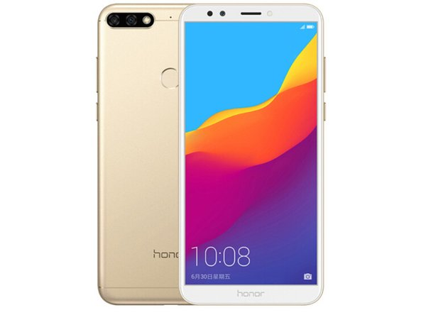 """Original Huawei Honor 7C 3GB/4GB RAM 32GB ROM Mobile Phone Snapdragon 450 Octa Core Android 5.99"""" Full Screen 13MP Face ID 4G LTE Cell Phone"""