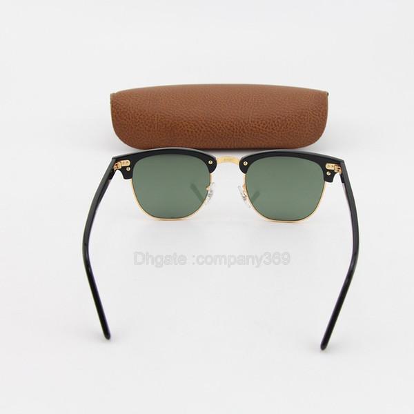 Compre 2 Unids Hombres Clásicos Mujeres Gafas De Sol Para Hombre ...