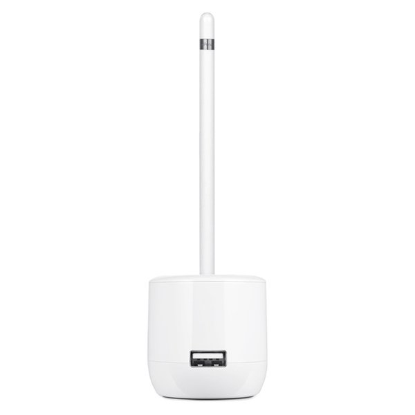 For Apple Pencil Charging Dock Stand with Micro USB Cable and Replacement Cap, Fits for Apple Pencil and iPad Pro Pencil