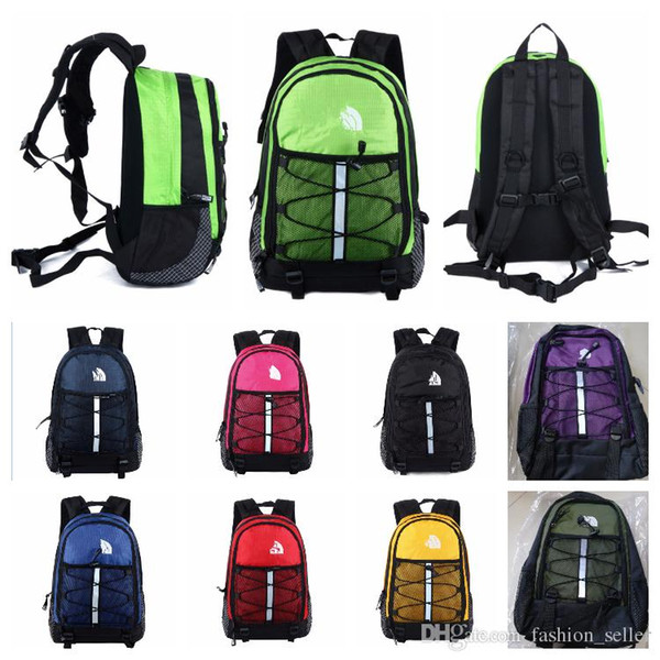 412687404 9 Colors The North F Boys & Girls' Backpacks Casual Teenagers Backpack  Travel Outdoors Bags Students School Bag Waterproof Large Capacity
