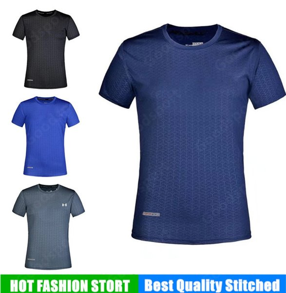 NEW UA jogging clothing Running Style Man shirts Sweatshirts Hip Hop Sport CAUSAL TOP NEW shirts jersey vest street summer Gym fitness 046