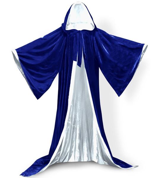 Forro azul + branco