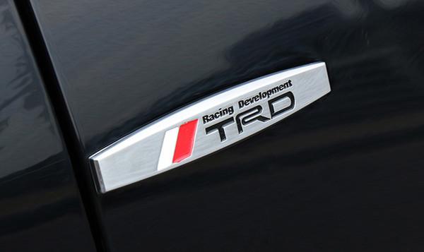 Car Emblem Side Fender Badge Decal Rear Bumper Trunk Decorative Auto Sticker for Volkswagen VW Chevrolet Peugeot Ford Mitsubishi