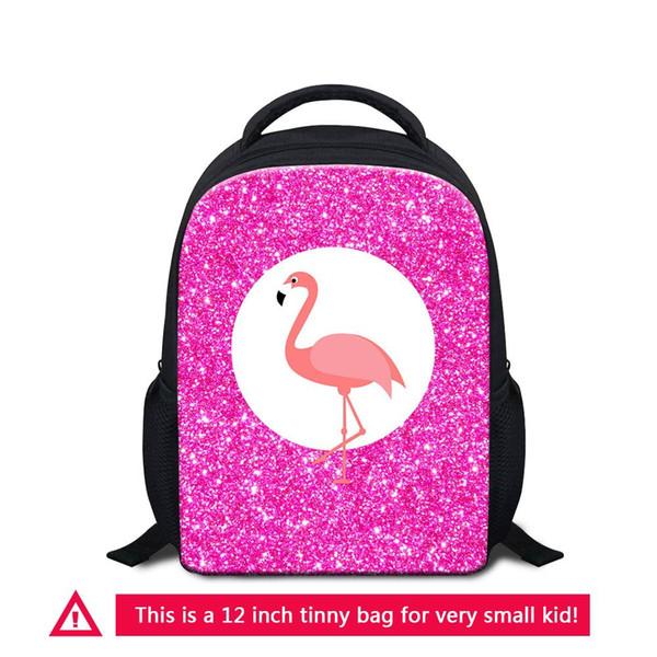 High Quality Kids Bookbags For Kindergarten Mochila Infantil Unicorn Printing School Backpacks Children Small Daily Daypack Toddler Rucksack