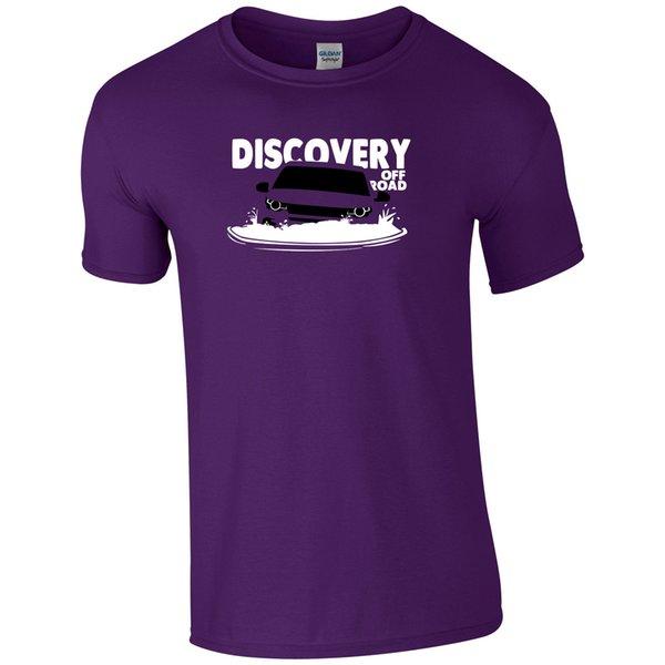 Découverte 2015 Splash Mens T-shirt inspiré cadeau pour papa, oncle ETC drôle expédition libre Unisexe Casual tee top