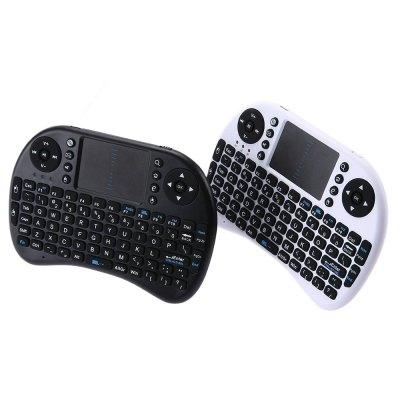 iPazzPort Wireless Keyboard 2.4GHz Mini Air Mouse Keyboard Remote Control Touchpad For Smartphone Android TV Box Laptop TabletB