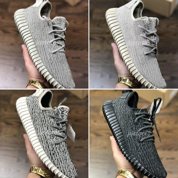 Limited 4 Colors Man Designer Shoe Moon Rock Trainer Sneakers Kanye Shoes Oxford Tan Woman Casual Shoes