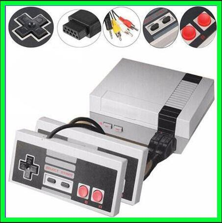 top popular New Arrival Mini TV Game Console Video Handheld for NES games with retail boxs hot sale 2019