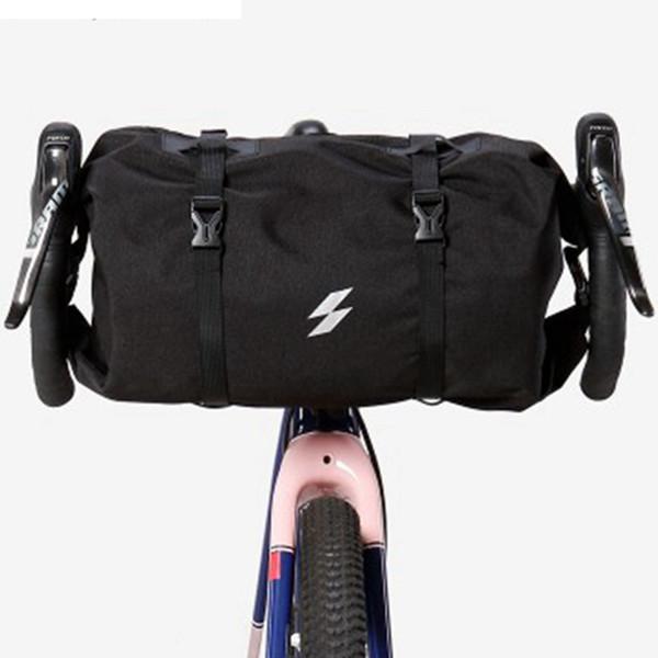 SAHOO Fahrrad Tasche MTB Bike Lenkervorderkorb Wasserdicht Pannier Pouch Radfahren Vorderrohr Bike Lenkertasche