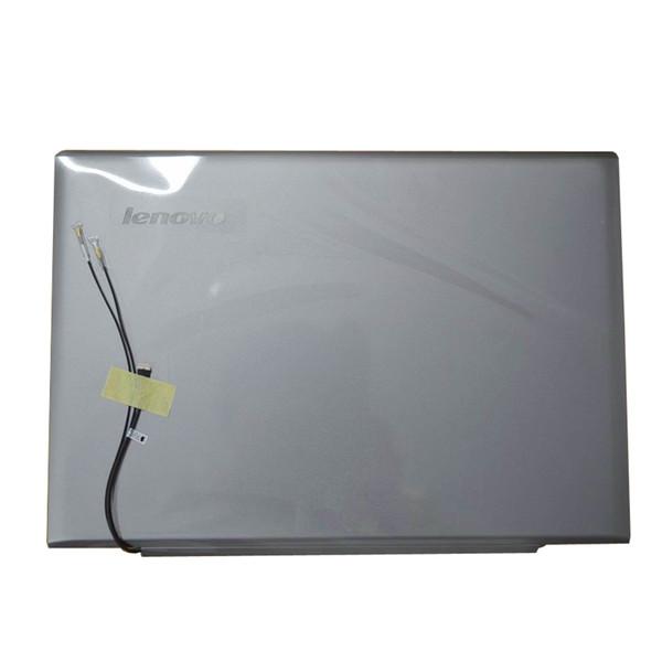 Ori NEW For lenovo U430 U430P Laptop LCD Back Case Rear Lid Silver Gray 3CLZ9LCLV30 Non-touch 3CLZ9LCLV00 Bottom Base Cover 3ALZ9BALV20