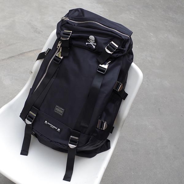 Tokyo Porter mochila multifuncional fragmento saco de escola New X MMJ tanker loucura Combinação day pack mastermind japão daypack