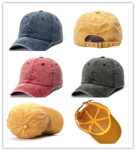 02afc1885 New Fashion Cartoon Water Wash Embroidery shark pattern Hat Outdoor Leisure  Baseball polo Cap Men and Women's Hat