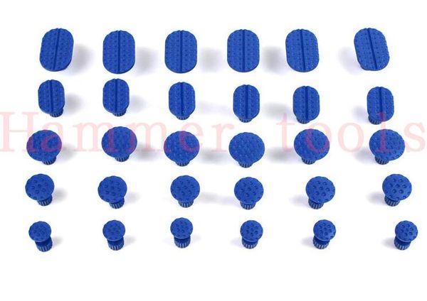 5pcs/set Car Dent Paintless Repair Tools Dent Puller Glue Tabs For Paintless-dent-repair auto dent repair tabs