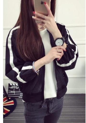 Бесплатно отправить пальто женский корейский 2018 весна и лето новый стиль ардер куртка