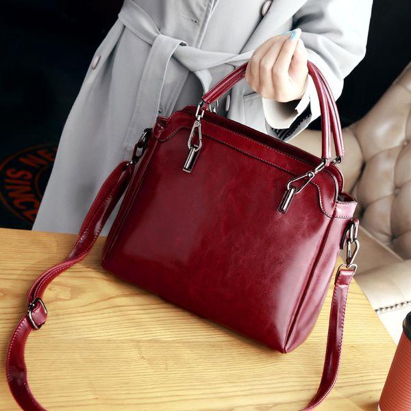 Marke Neue Umhängetaschen Leder Luxus Handtaschen Geldbörsen Hohe Qualität Für Frauen Tasche Designer Totes Messenger Bags Cross Body 5058