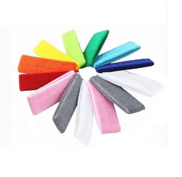 Outdoor sports Towel head Basketball helmet Towel hair band Gift headband Absorb sweat Multi-functional headband T4H0096