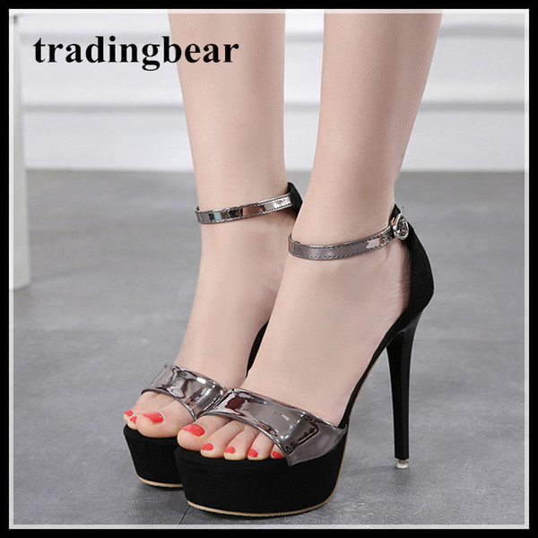 13cm luxury designer heels women Stiletto Pumps Designer High Heels Dance Shoes Size 34 To 40