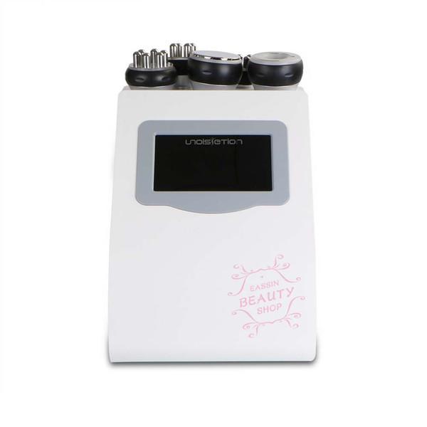 Bellezza professionale di cura di pelle di alta qualità Uniosetion rf cavitazione 2.0 che dimagrisce attrezzatura Bellezza perdita di peso