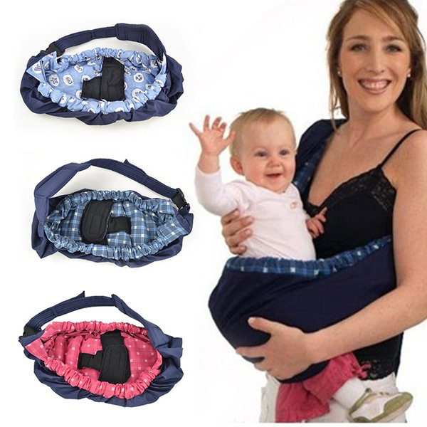8216e7871b3 27KIDS Child Sling Baby Carrier Wrap Swaddling Kids Nursing Papoose Pouch  Front Carry for Newborn Infant