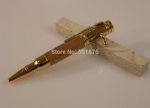 DIY pen kits Gold Mini Bolt Action Pen Kits RZ-BP83#-G