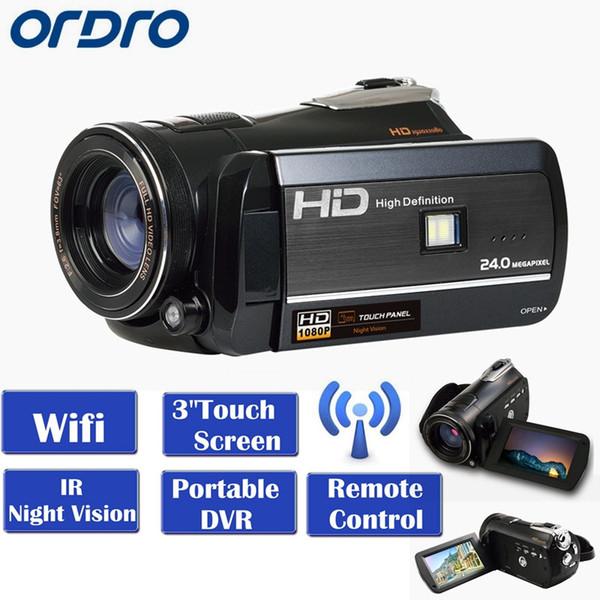 ORDRO HDV-D395 Full HD 1080 P 18X 3.0