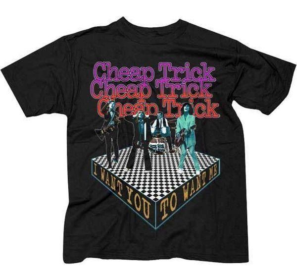 Cheap Trick Toddler T-Shirt Logo Black Tee