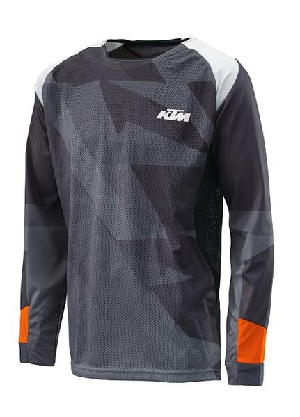 Großhandel Motorrad Trikots Moto XC Motorrad GP Mountainbike FÜR ktm Motocross Trikot XC BMX DH MTB T-shirt Kleidung AQE4566U