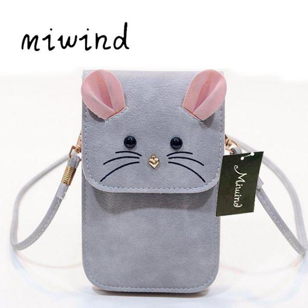 Women Bag Handbags Over Shoulder Crossbody Sling Summer Leather Casual Cute Phone Animal Small Flap Girl Bolsas Female Purse