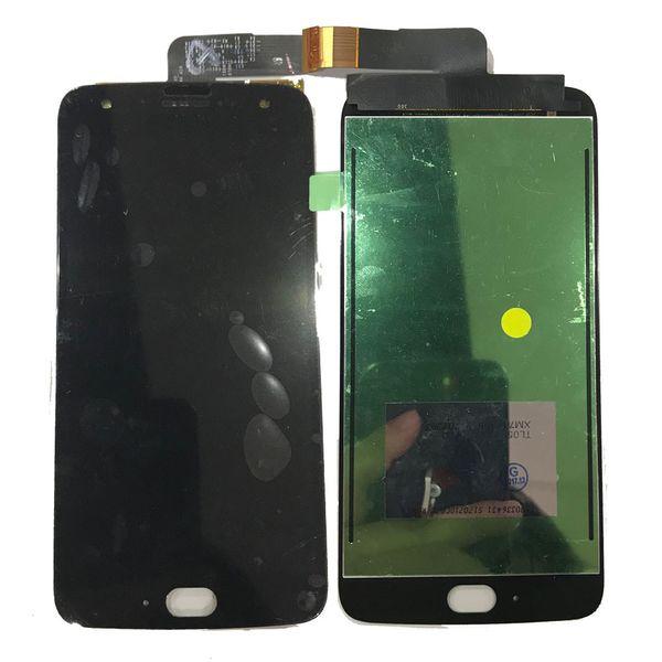 Motorola Moto X4 X 4nd Için YENI LCD Ekran Dokunmatik Ekran Digitizer XT1900 Temperli Cam Ile Siyah Sterling Mavi DHL loj ...
