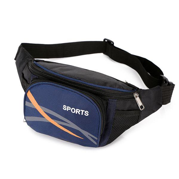 Waist Bag Men Waist Pack Bag Funny Pack Belt Men Casual Bags For Phone Pouch Bolso Sac A Main High Quality