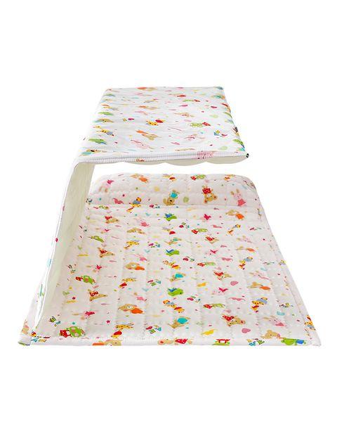bear twin quilt summer quilt Cute Comforters Kids sleeping bag kids beddings set baby sleeping bag portable baby kindergarten quilt r