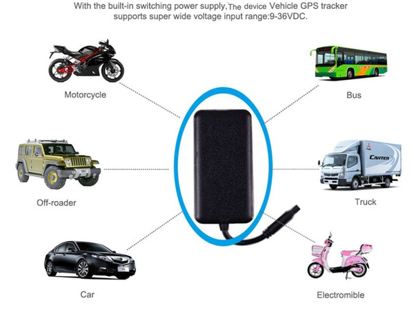 Top Multi-functional 3G Vehicle GPS Tracker with Remote Cut-off petrol/power ACC detection For Car Motorcycle Vehicle(Retail)
