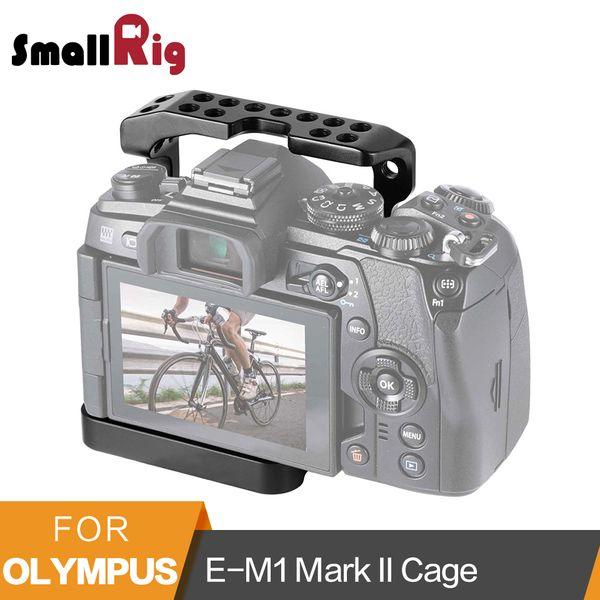 Großhandel Dslr Kamera Käfig für Olympus E-M1 Mark II Dslr Kamera Schutzkäfig Video Shooting Stabilization Support Rig - 2086