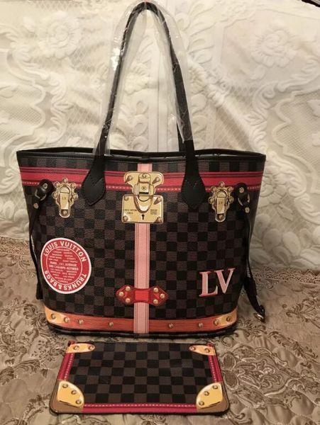 46 styles Europe 2018 luxury brand women bags handbag Famous designer handbags Ladies handbag Fashion tote bag women shop bags backpack