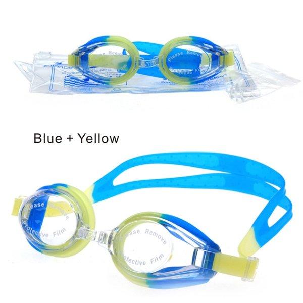 Azul + Amarillo